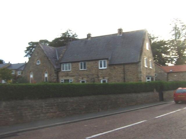 Houses on Main Street, Gainford