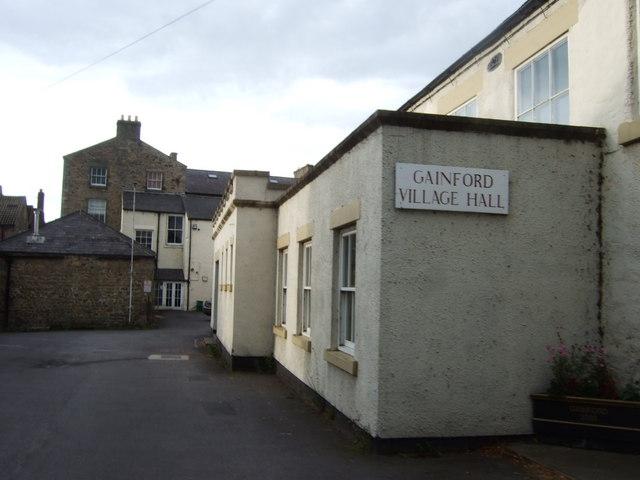 Gainford Village Hall