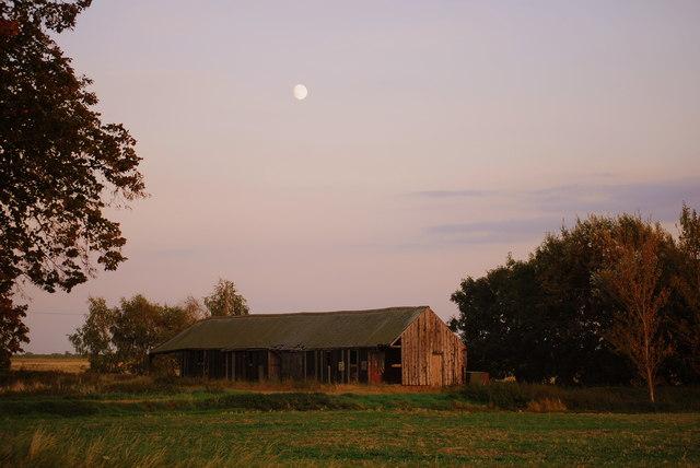 Disused Barns at Bassinhall