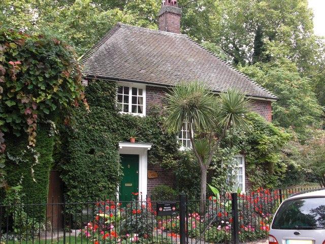 The Lodge, Southwark Park, Rotherhithe, London, SE16