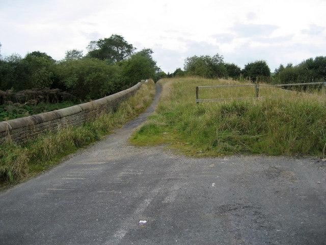 The Old Inghey Bridge