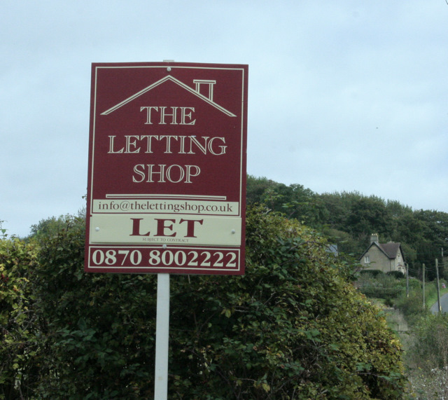 2009 : House to let at Stanley