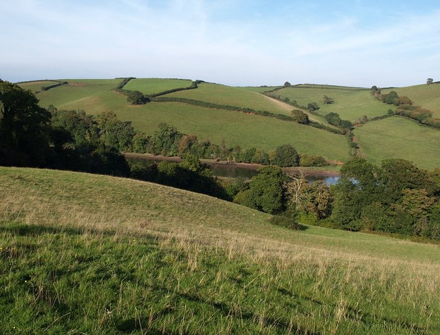 Dart valley