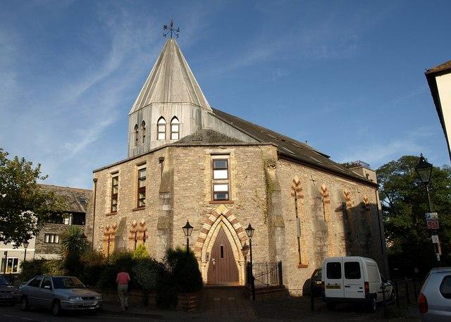 Former chapel, Totnes