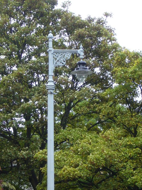Lamppost, Infirmary Street