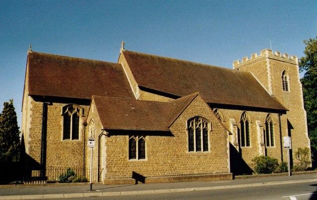 St Tarcisius, Camberley