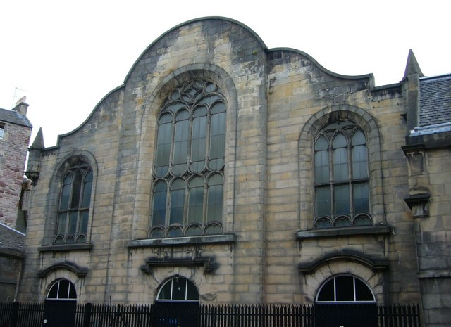 Lady Yester's Church, Infirmary Street