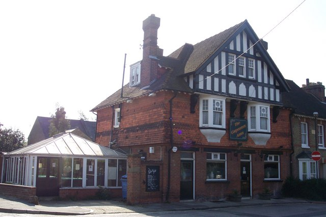 The Carpenters Arms Public House, Canterbury