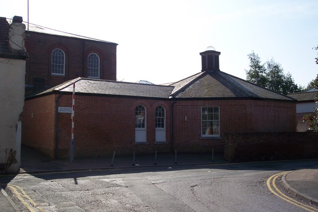Methodist Church Hall, Canterbury