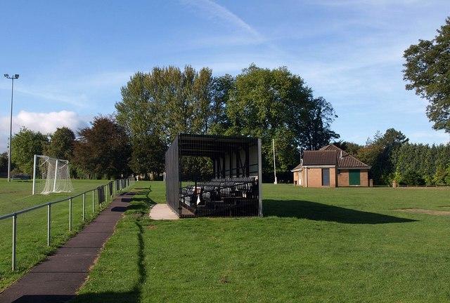 Stand, Wellington Recreation Ground