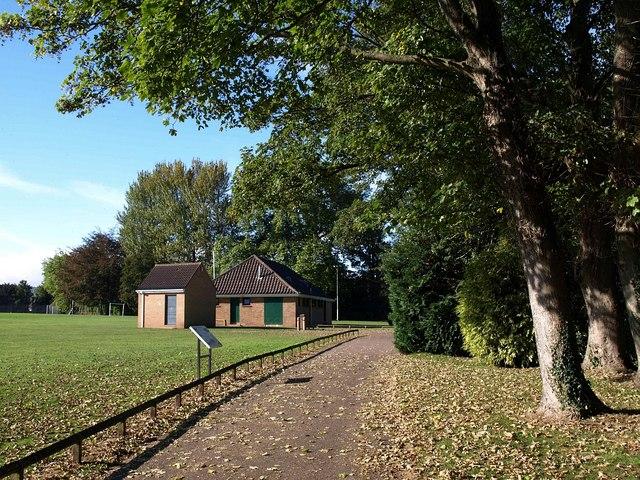 Pavilion, Wellington Recreation Ground