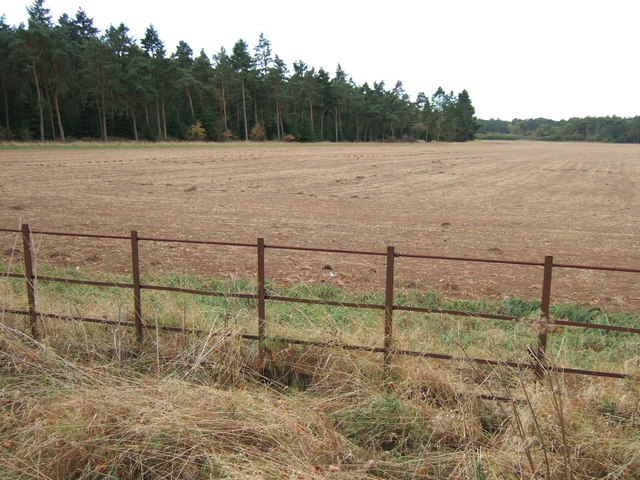 Farmland near West Newton