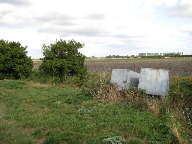 Fields north of Harris Farms