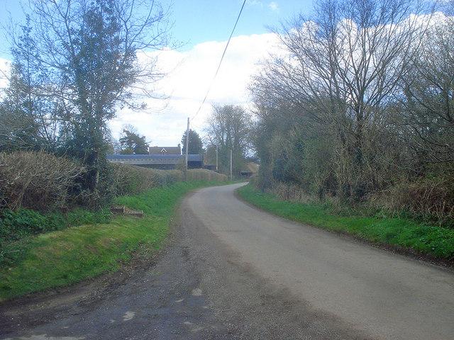 Lane at Hegdon Hill - 1