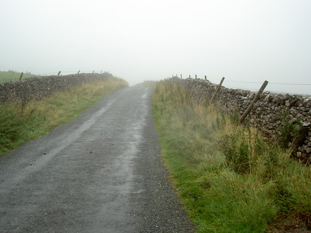 The road to Coverdale