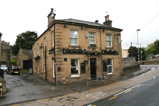 The 'Royal Oak' Inn, Haworth