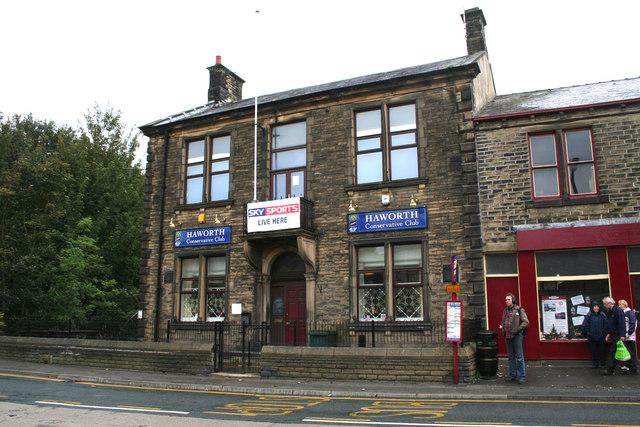 Haworth Conservative Club