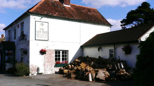 The Yew Tree PH and logpile