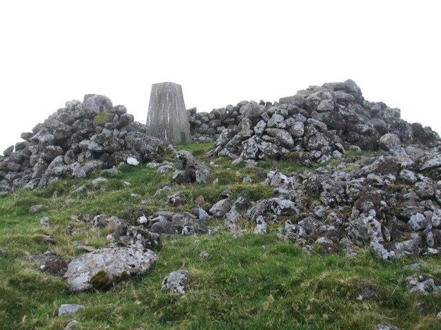 Summit Carleatheran Hill
