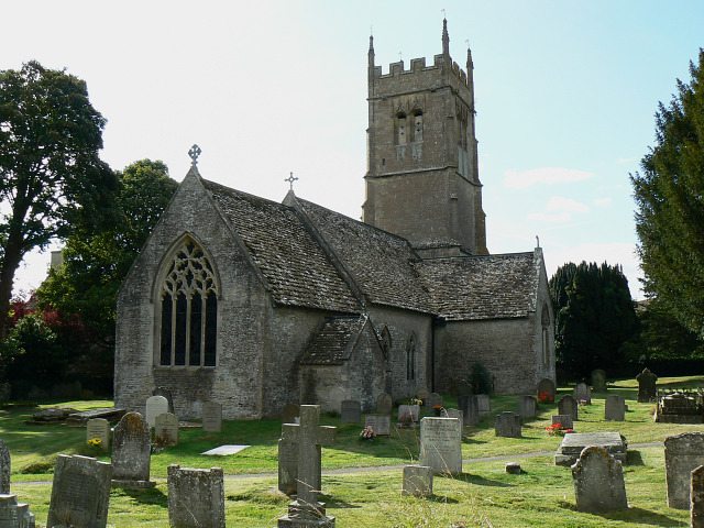 St Matthew's Church, Coates