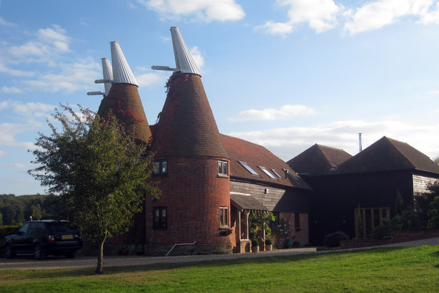 Little Butts Farm Oast, Butts Lane, Cousley Wood, East Sussex