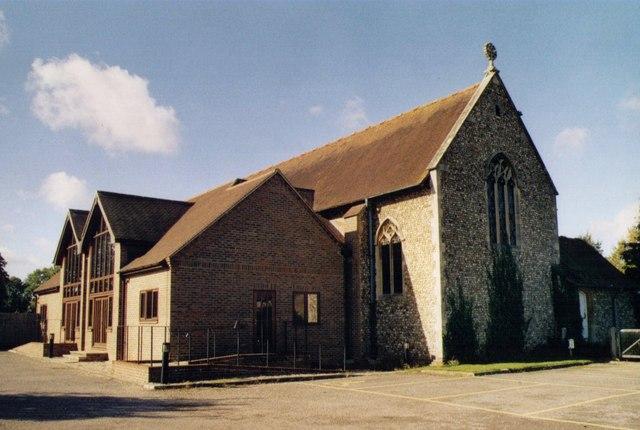 St George, Badshot Lea