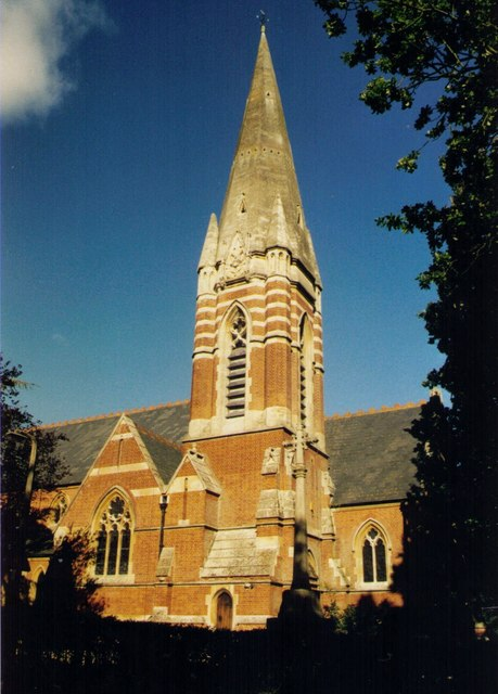 St Anne, Bagshot