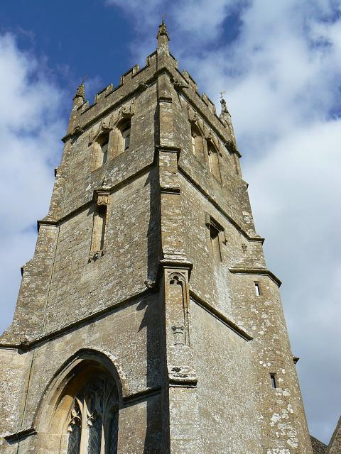Tower, St Matthew's church, Coates