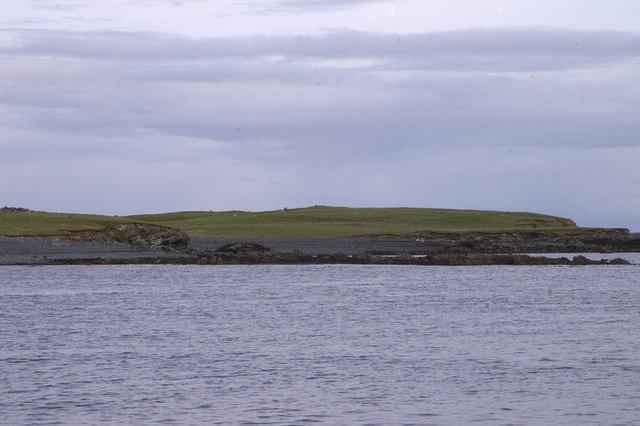 Un-named rock south of Sound Gruney