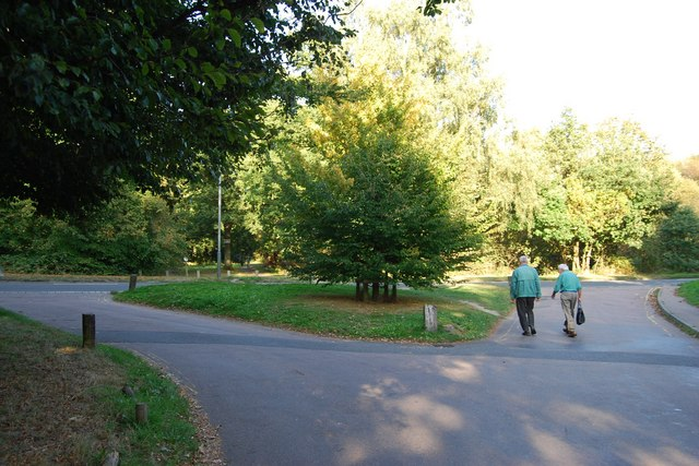 Nevill Park meets Major York's Rd