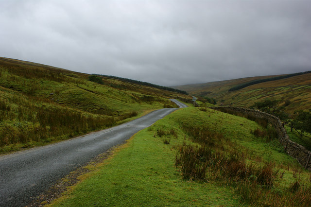 The Road by Low Bottom Lathe