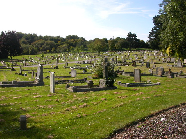 Rugby-Whinfield Cemetery