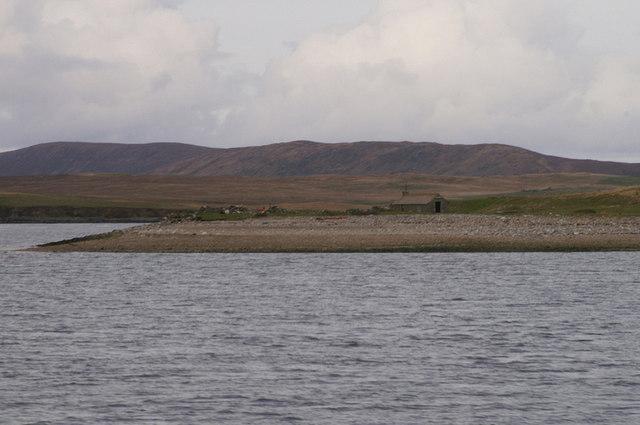 The north end of Linga
