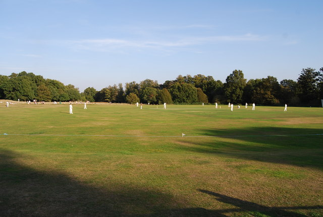 Linden Park Cricket Ground, Tunbridge Wells Common