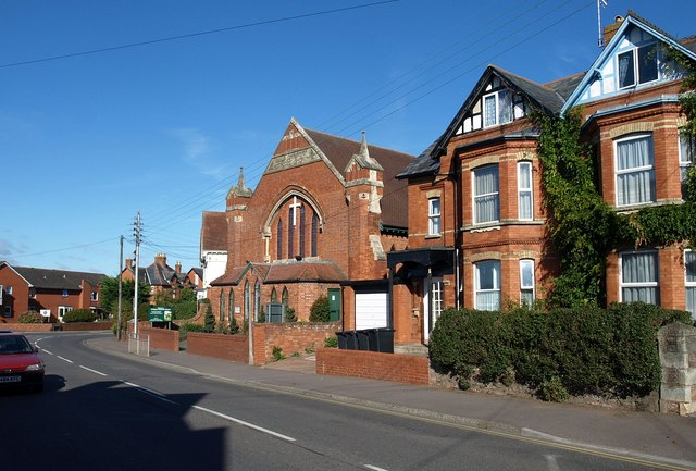 Methodist church, Wellington