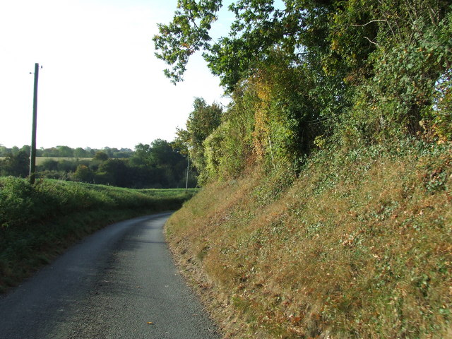 Narrow Road Steep Banks