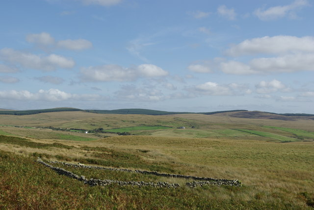 Sheepfold at Eyes of Kilfeddar