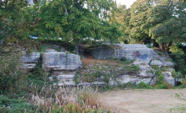 Edgcumbe Rocks, Tunbridge Wells Common