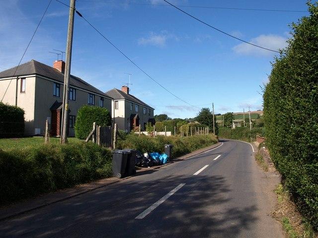 Road at Langley