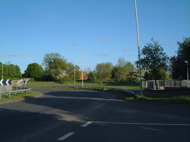 A View of one of the B5000 Traffic Islands  (6)
