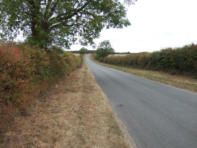 Shernborne Road near Dersingham