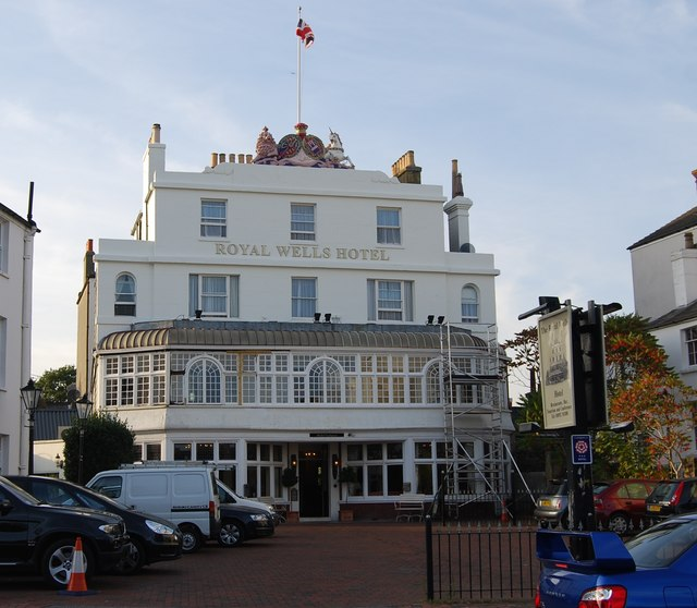 Royal Wells Hotel, Mount Ephraim
