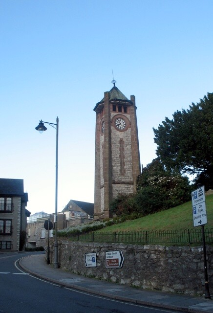 The Clocktower at Grange-over-Sands