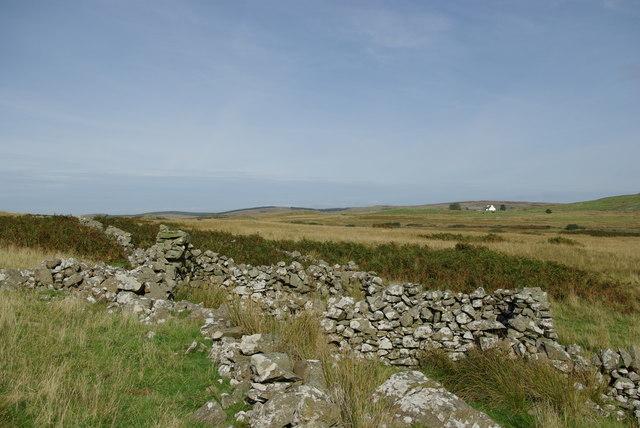 Ruin SW of Craigbirnoch
