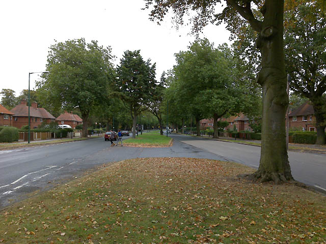 Woodside Road, Lenton Abbey