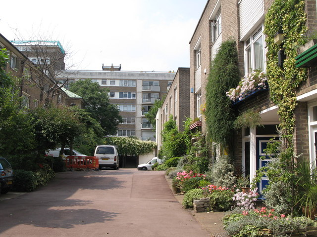 Sussex Mews East, W2