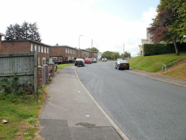 Shakespeare Crescent, Gaer, Newport