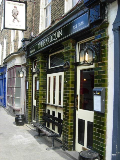 The Harlequin, Islington