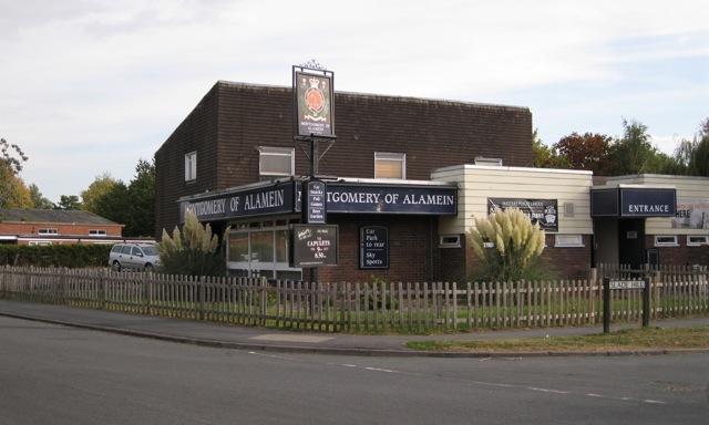 The Monty, Hampton Magna