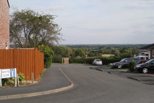 Mayne Close, Hampton Magna